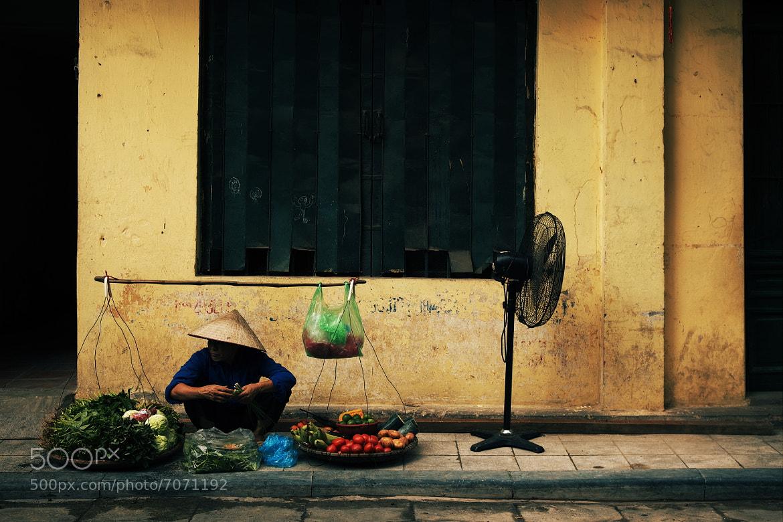Photograph Street Hawker by Tashi_Delek Nakata on 500px