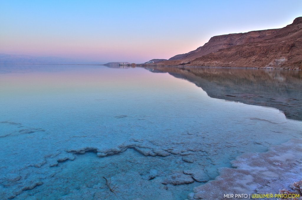 Photograph Not so Dead Sea... by Pinto Canon on 500px