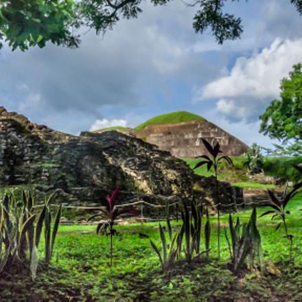 Ruinas Mayas TAZUMAL  EL SALVADOR