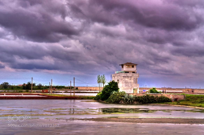 Photograph The salt field sky by RL Yen on 500px