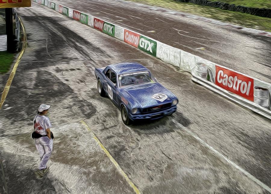 VARAC Mustang Mosport