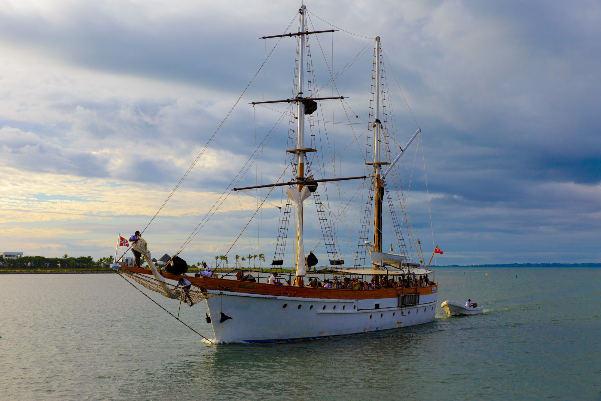 Photograph Ramarama Tall Ship by Mr Biskit on 500px