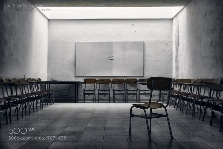 Photograph School · No recess by L. Alberto Ramos on 500px