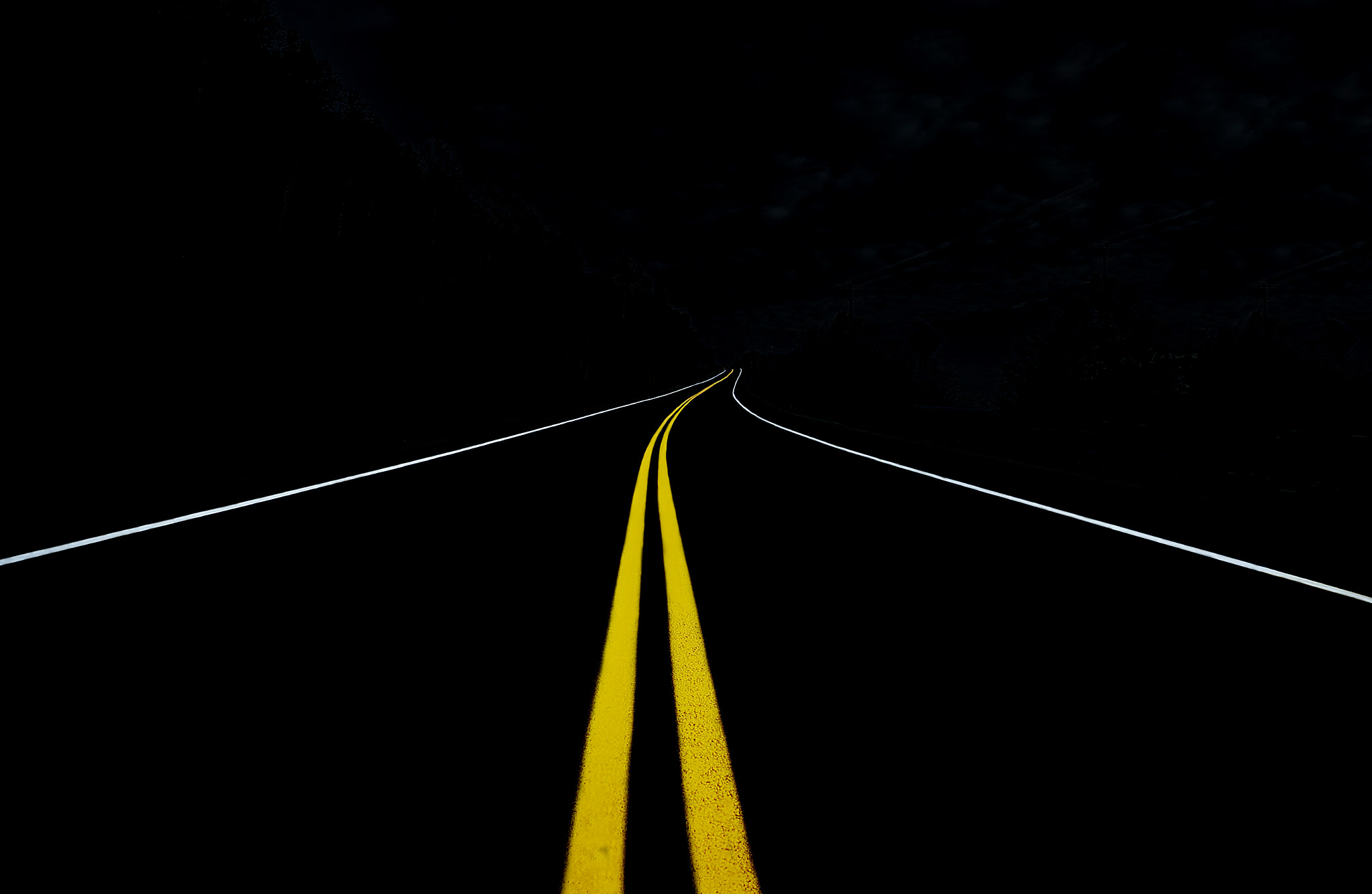 Photograph The Road to Nowhere by Roland Shainidze on 500px