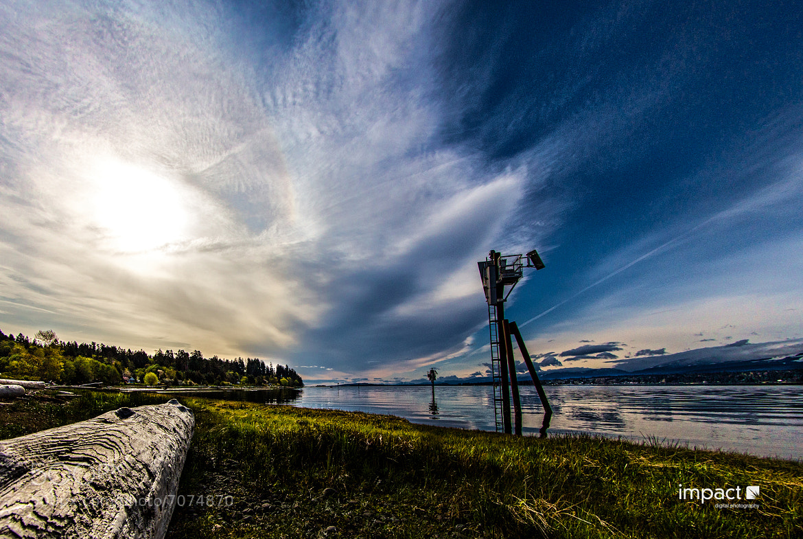 Photograph Enterance to Comox - another view by Mike Thompson on 500px