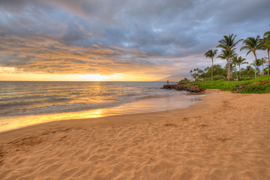 Photograph Maui Sunset by Andrew Rhodes on 500px