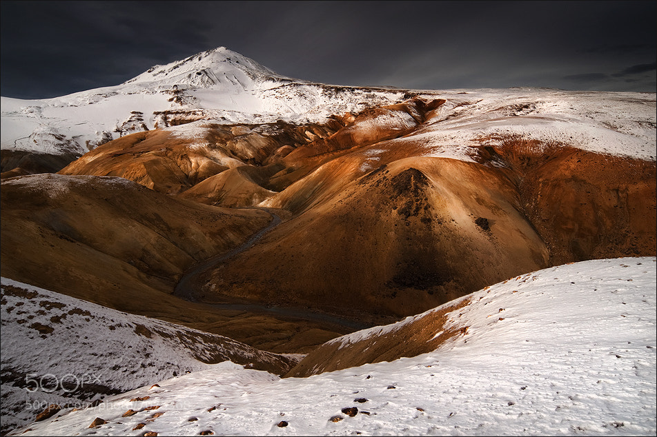 Photograph [ ... Kerlingarfjöll ] by Raymo-Photography on 500px