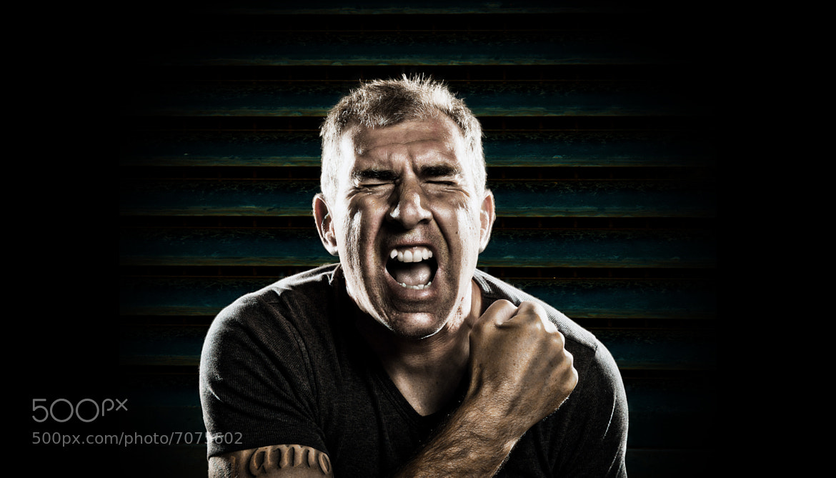 Photograph Anger 2 by Kevin Sharpe on 500px