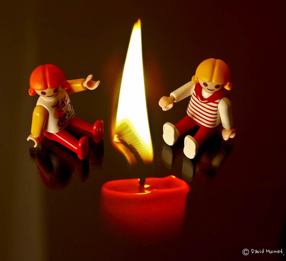 Photograph Playmobils Il.luminats. by David Humet on 500px