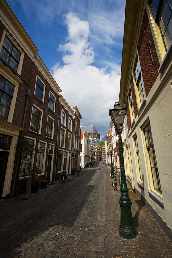 Photograph Streets of Leiden by Wesley Guijt on 500px