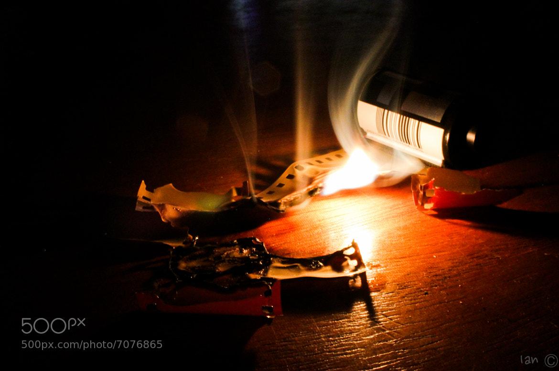 Photograph Burn, burn by IAN C. on 500px