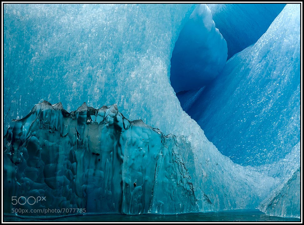 Photograph Blue ice by Dmitry Dubikovskiy on 500px