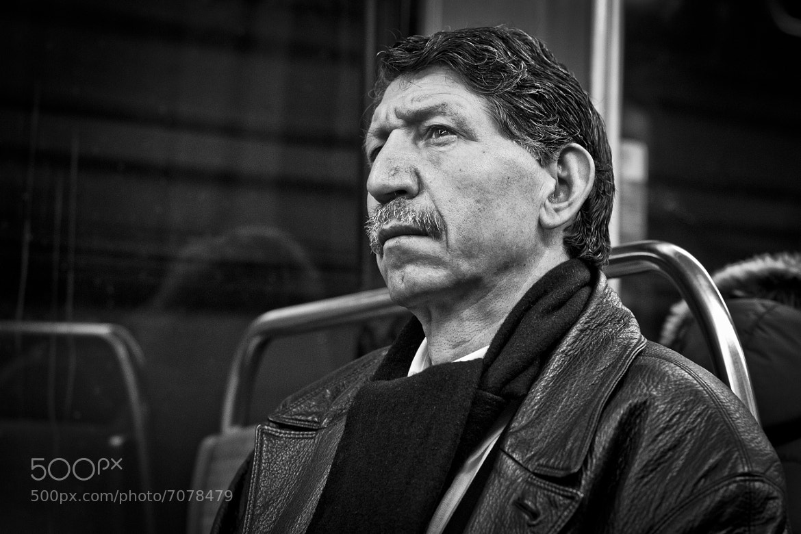 Photograph Man in the subway by Timothée Taupin on 500px