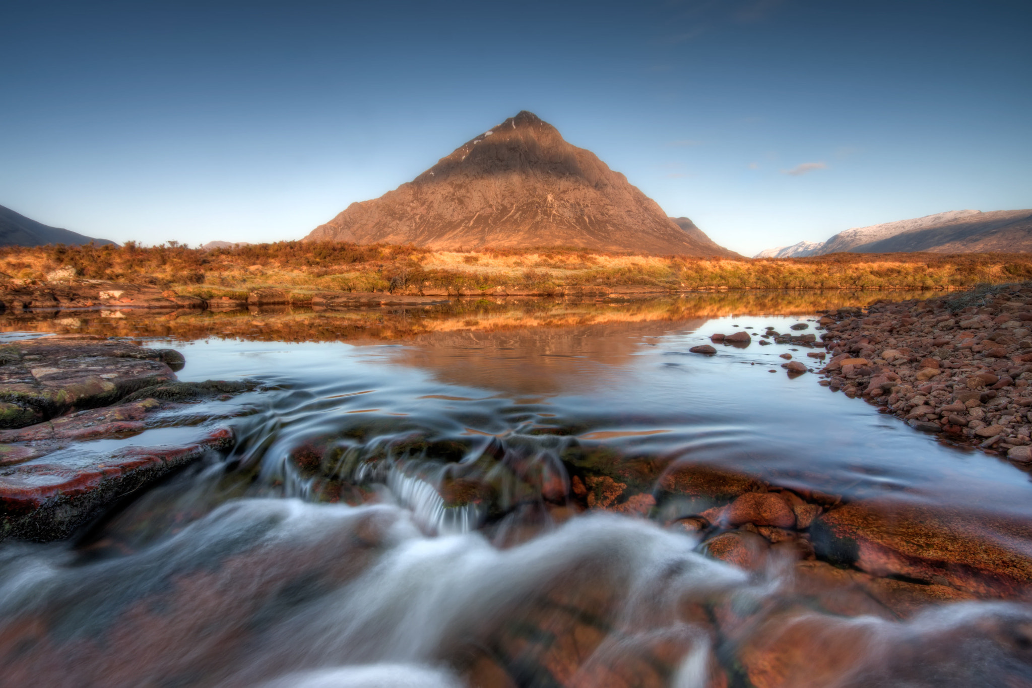 Photograph Buachaille Etive Mor , Argyll by David Mould on 500px