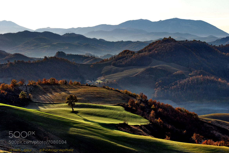 Photograph Montefeltro's land by Giuliano Mangani on 500px