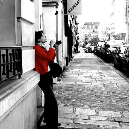 Shoot in Paris