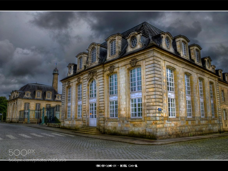 Photograph Hôtel Gabriel by Emmanuel LEMEE on 500px