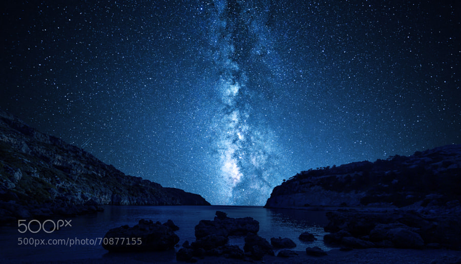 Photograph Immersion to Our Universe 2 by Stergos Skulukas on 500px