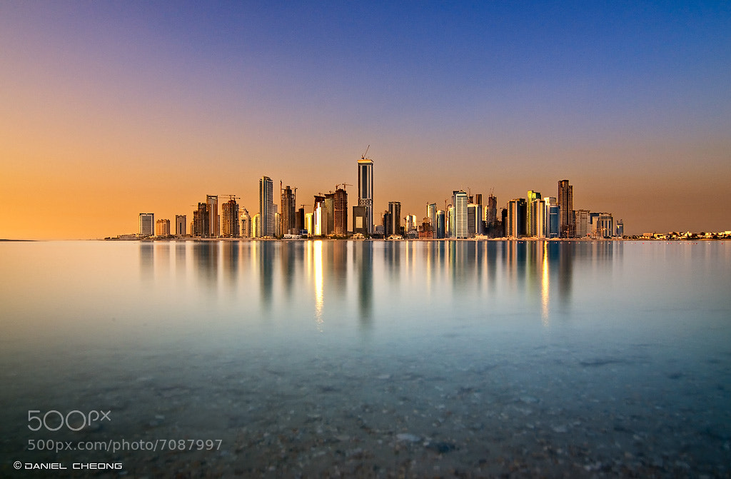 Photograph The Morning Mirage by Daniel Cheong on 500px
