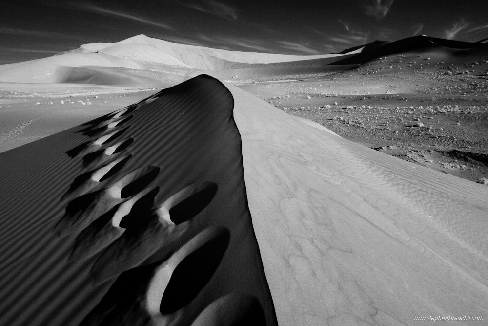 Photograph The dune by Stephan Brauchli on 500px