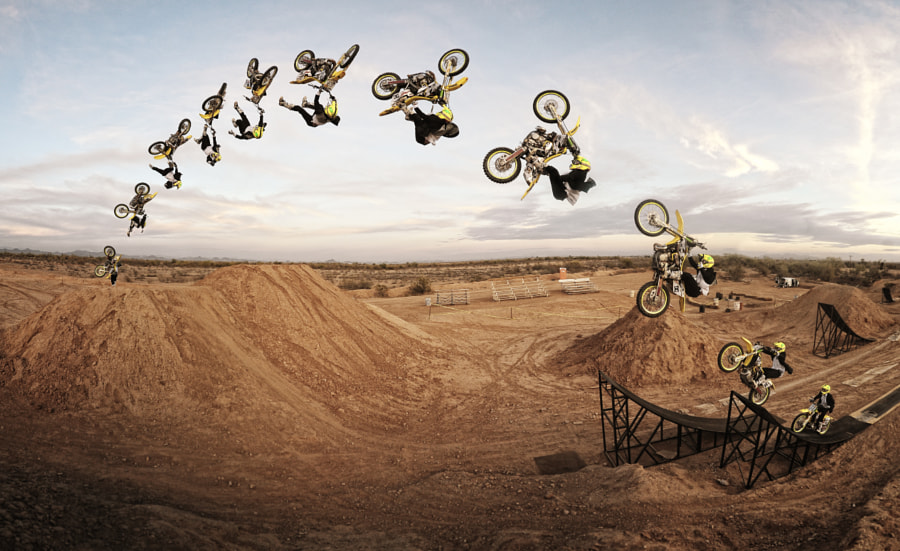 Backflip almost seat grab by daniel vojtech on 500px.com