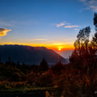 Постер, плакат: Blissful Sunrise @ Bromo Indonesia
