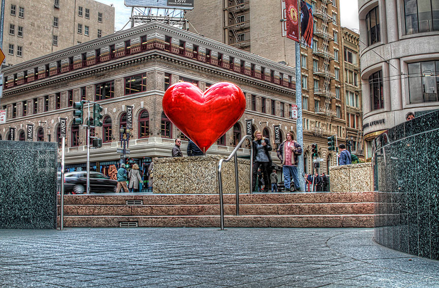 Photograph San Francisco Union Square by Brian Frank Snapshots and HDR on 500px