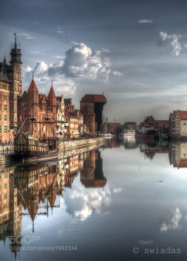 Photograph Gdansk by Jarek Świadek on 500px