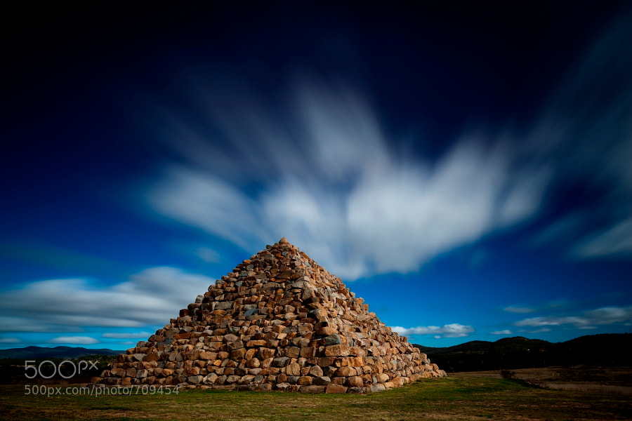 Photograph Ballandean Pyramid by Garry Schlatter on 500px