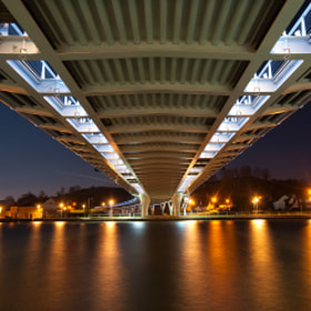 Under the Bridge by Bert Beckers on 500px.com