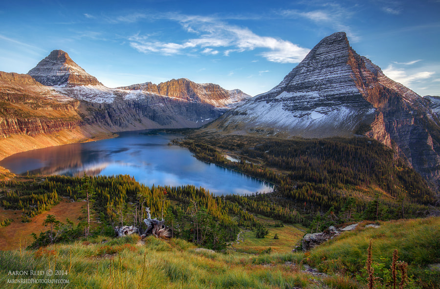 Photograph Kings - Hidden Lake Glacier National Park Montana by Aaron Reed on 500px