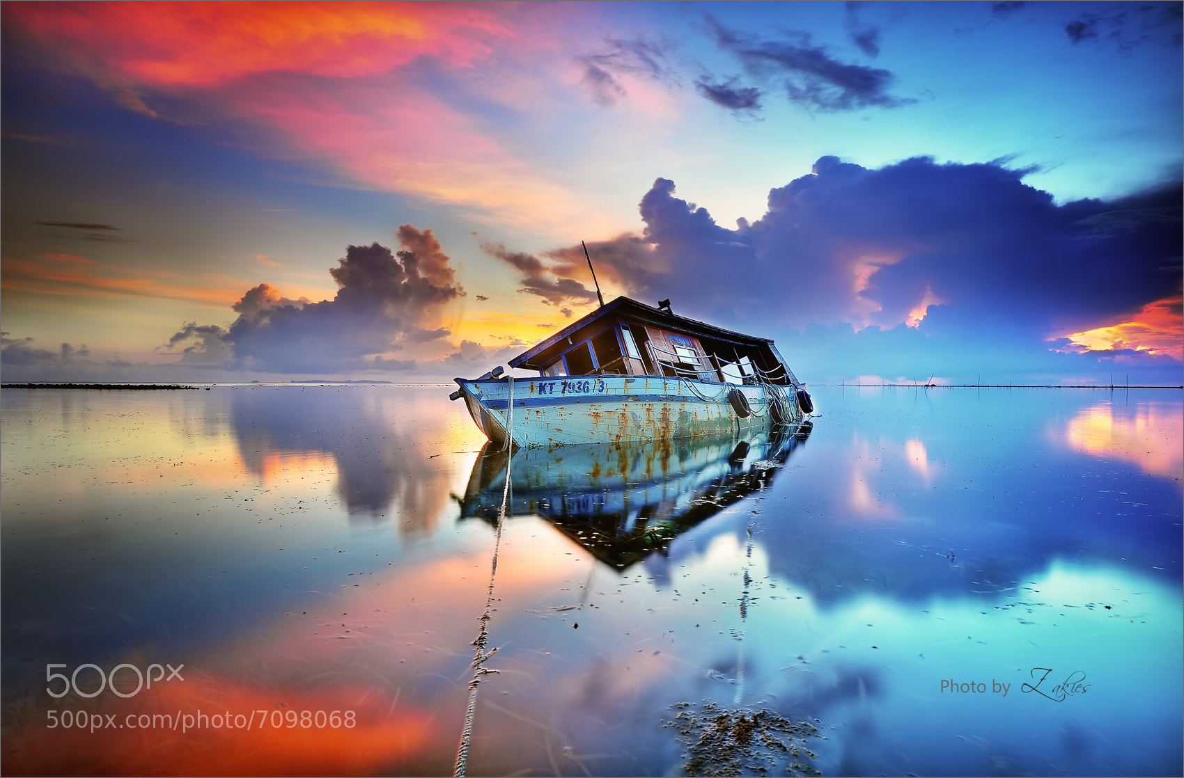 Photograph [ F i n a l   P l a c e . . . ] by Mohd Zaki Shamsudin on 500px