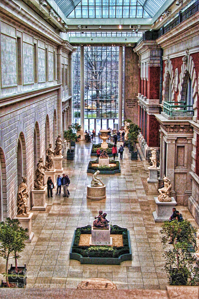 Photograph The Met NYC by G.L. Roux on 500px