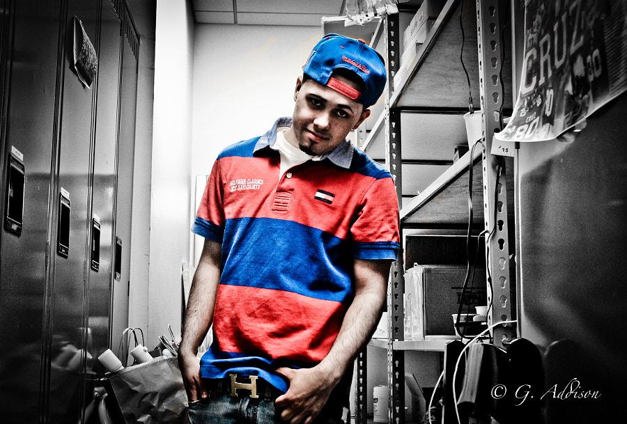 DJ M CruCutz!  http://soundcloud.com/djmcrucutz