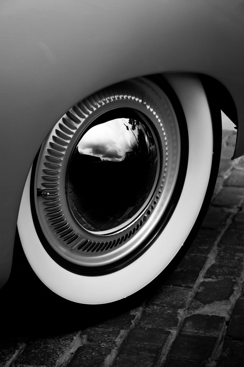 Photograph Whitewalls by Dan Volkens on 500px