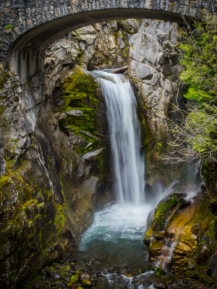 Photograph Christine Falls by Michael Brunk on 500px