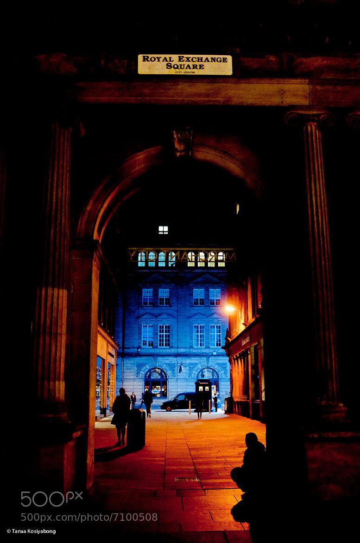 Photograph Royal Exchange Square by Tanaa Kosiyabong on 500px