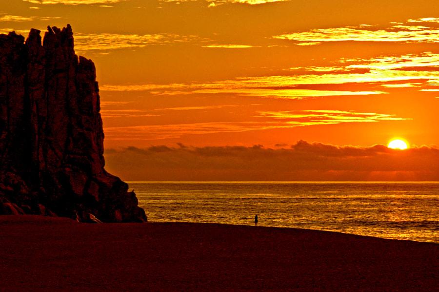 Cabo San Lucas Sunset