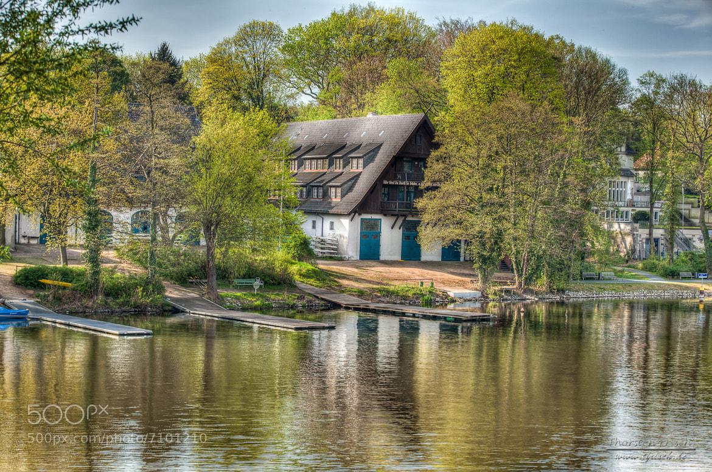 Photograph Boatshouse by Thorsten Frisch on 500px