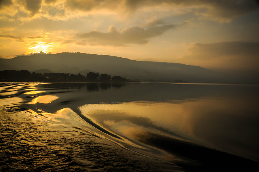 Sunrise Over Galilee by Josh Raskin on 500px.com