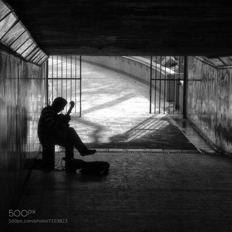 Photograph Al final del túnel  by Fermín Noain on 500px