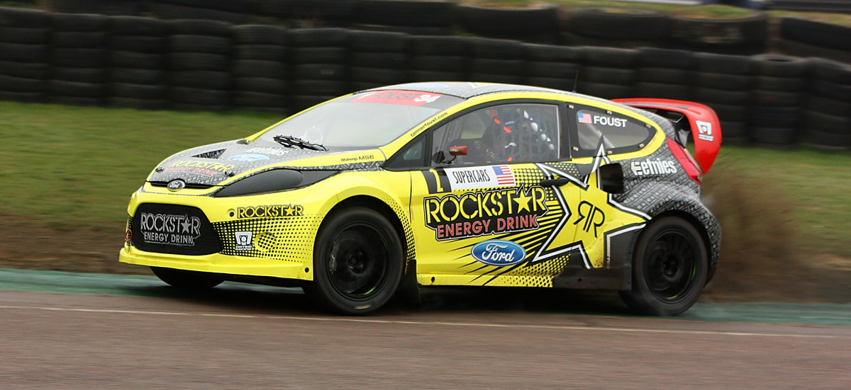 Photograph Tanner Foust @ Lydden ERC by Craig Watson on 500px