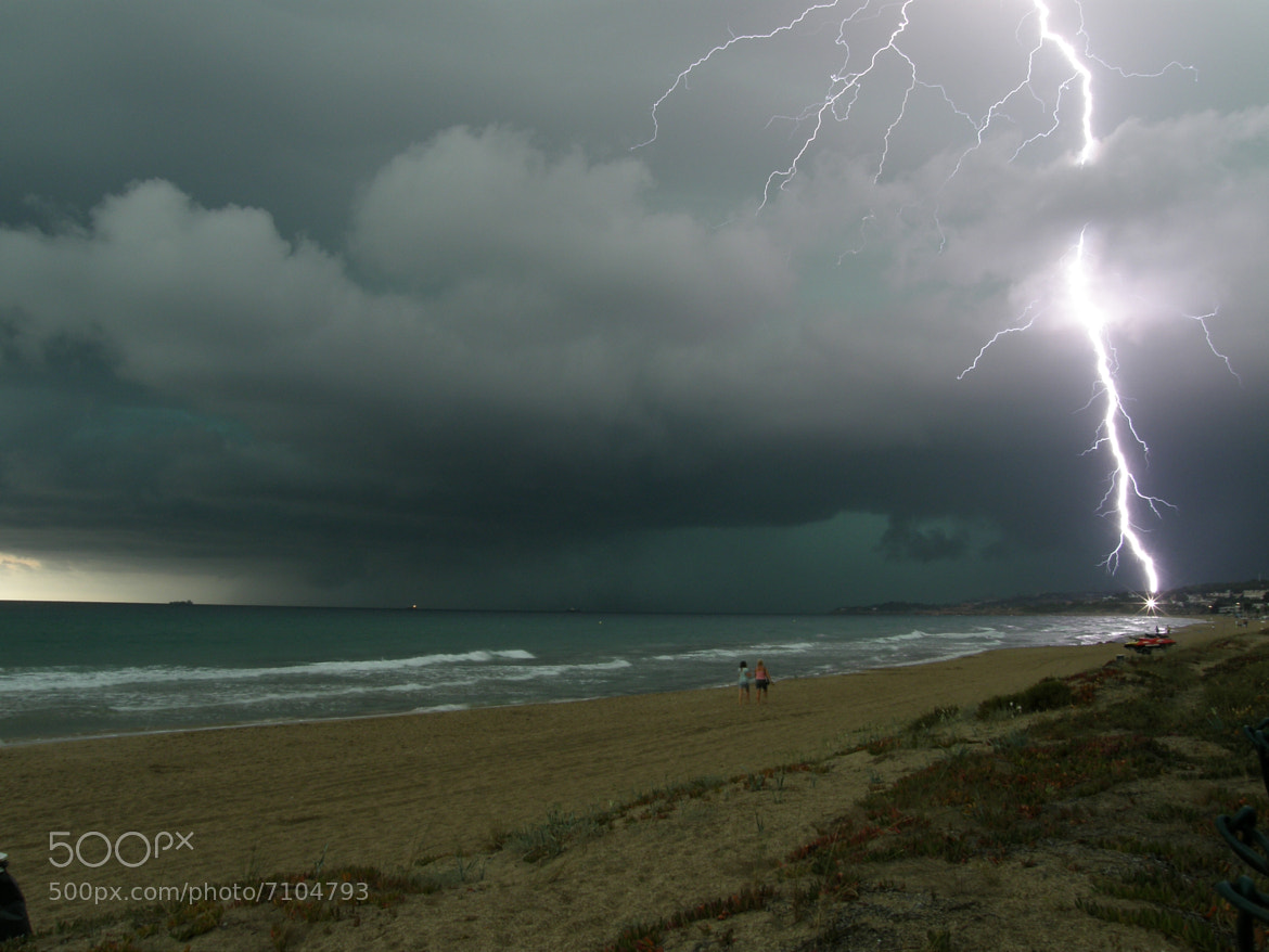 Photograph Thunderbolt  in Spain by Alexandre BLANCHARD on 500px