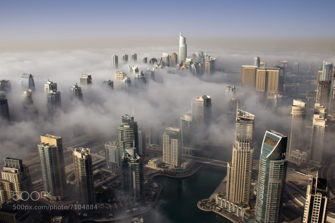 Photograph A Misty Marina by Gavin Sanders on 500px