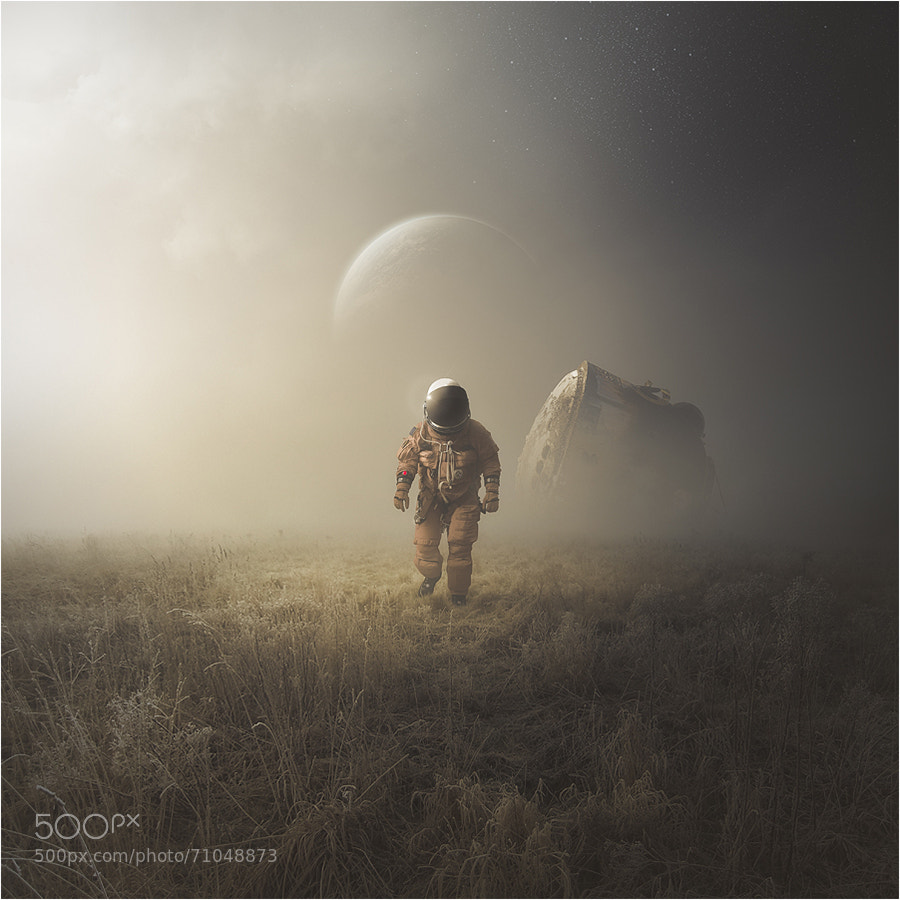 Photograph new day under new sky by Micha? Klimczak on 500px