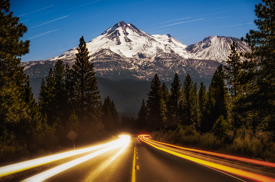 Photograph Mount Shasta by Derek Kind on 500px