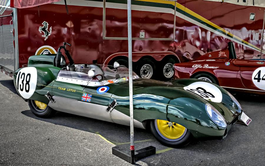 1958 Lotus Eleven Series II VARAC