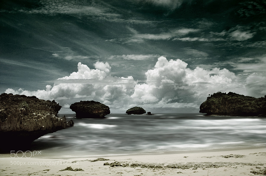 Photograph Srau Beach- Pacitan by 3 Joko on 500px