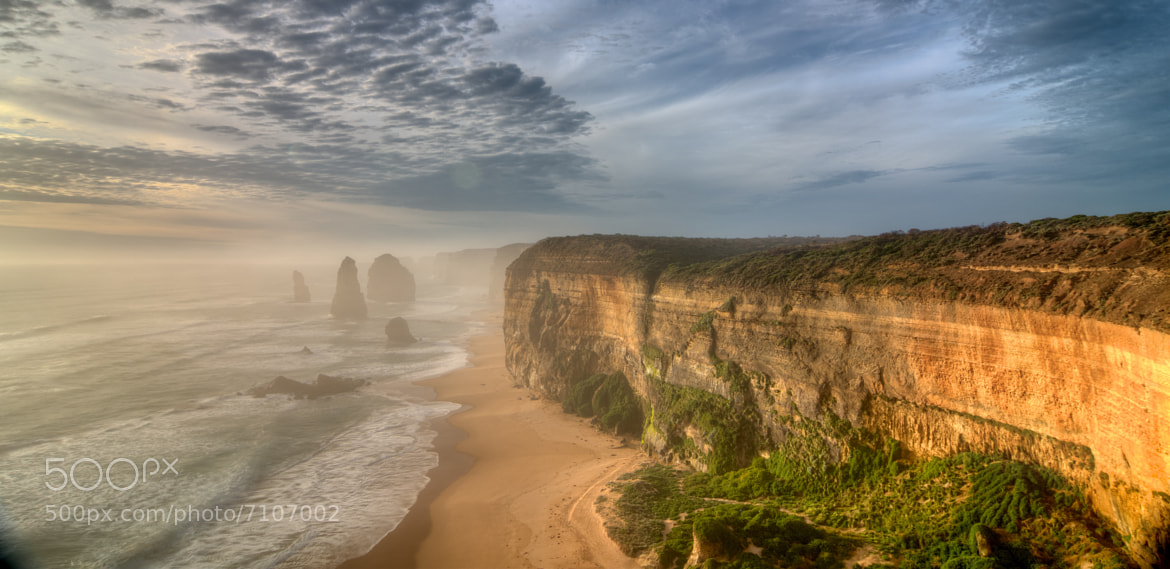 Photograph Twelve Apostles, Victoria, Australia by Tristan Brittaine on 500px