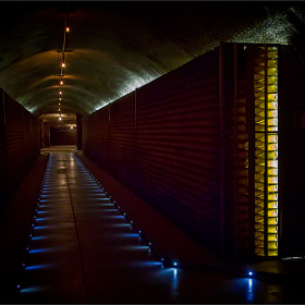 Freixenet Winery Museum  by Andrew Barrow (wine_scribbler)) on 500px.com